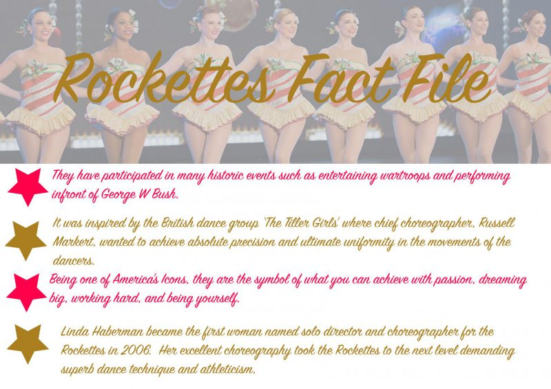 rockettes-facts
